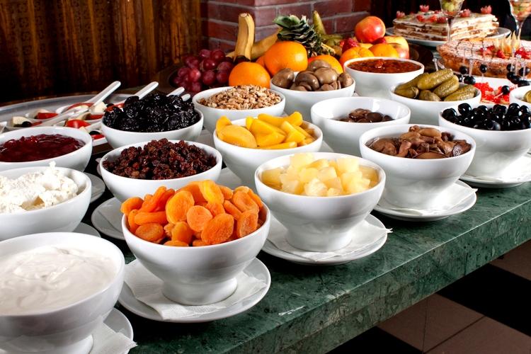 завтрак по системе шведский стол это как почему