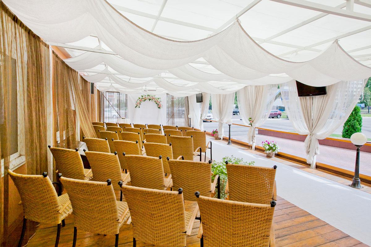 Congress plaza wedding